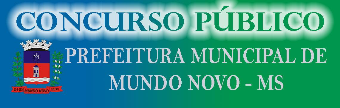 Prefeitura Municipal de MUNDO NOVO MS