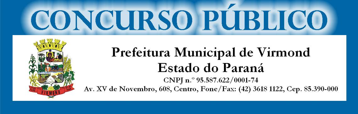 Prefeitura Municipal de Virmond, PR