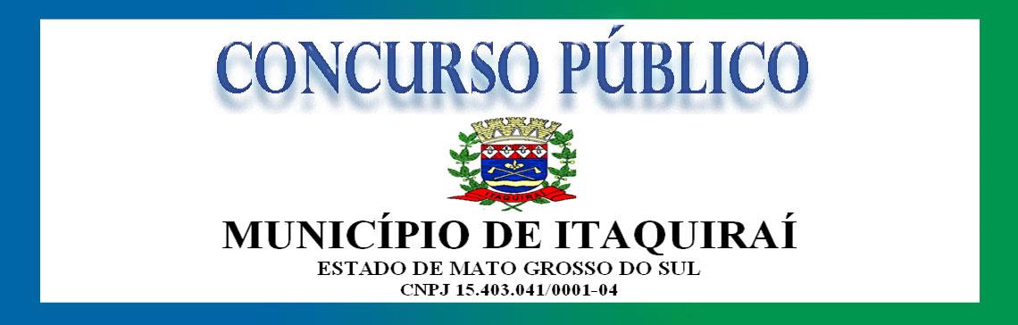 Prefeitura Municipal de Itaquiraí - MS