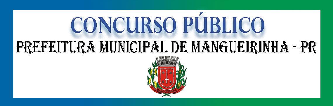 Prefeitura Municipal de MANGUEIRINHA PR