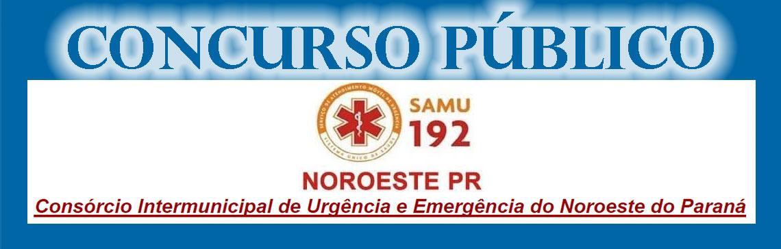 CIUENP - CONSÓRCIO INTERMUNICIPAL DE URGÊNCIA...
