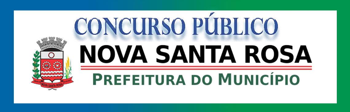 Prefeitura Municipal de Nova Santa Rosa PR