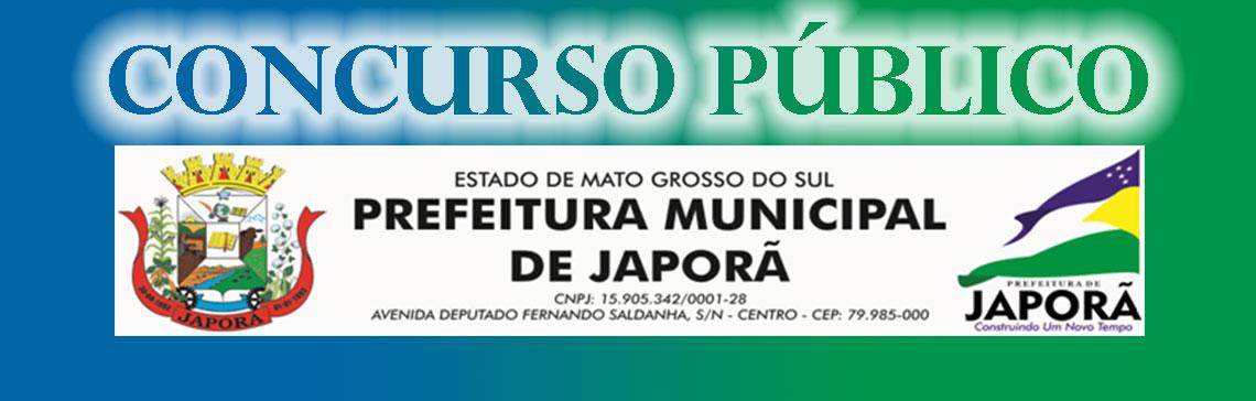 Prefeitura Municipal de JAPORÃ - MS